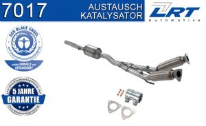 Katalysator VW Golf V 1k1 2.0 fsi LRT-7017