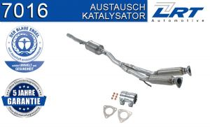 VW Golf V Plus 2.0 110kw BLY BVZ Katalysator LRT-7016