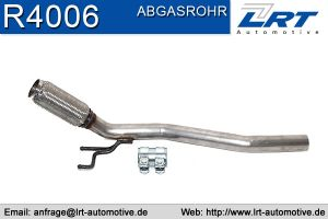 VW Reparaturrohr Golf Caddy Jetta Touran 1.9 2.0 TDI LRT-R4006
