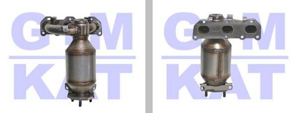 Katalysator Mit E-Prüfzeichen Kat OE 03D253020HX 2005-2009 VW Polo 1.2