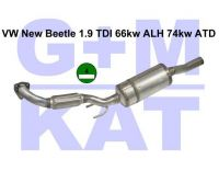 Partikelfilter  VW New Beetle 1,...