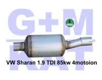 Partikelfilter VW Sharan 4motion...