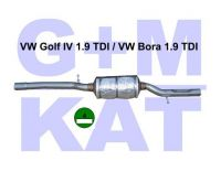 Partikelfilter VW Golf IV 1.9 T...